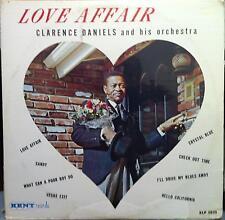 CLARENCE DANIELS love affair LP Sealed KLP 5025 Kent Records Vinyl  Record
