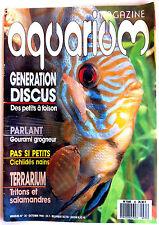 Aquarium Magazine  n°35 - Génération Discus/ Gourami Grogneur/ Terrarium