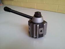 Quick Change Tool Post 75x75x75mm #250-200 (Piston Type)