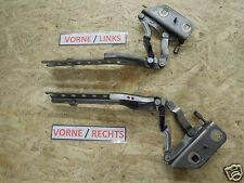 2x Scharnier Scharniere für Motorhaube 4E0823302E 4E0823301E Audi A8 S8 4E D3