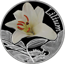 Belarus / Weißrussland - 10 Rubles The Lily
