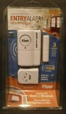Flipo Wireless Home Security Door Entry Alarm System With Remote Magnetic Sensor