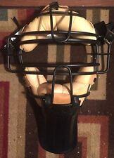 Umpire Baseball Helmet, Chest Protector. Leg Pads, + More Gear Large