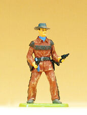 Preiser 54802 Cowboy Standing, With 2 Revolver, 1:24