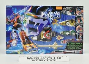 Voltron Defender of the Universe Die-Cast Metal Robot 1997 Trendmasters MISB NEW