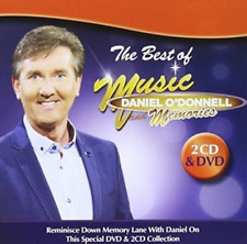Daniel O'Donnell: Music and Memories (2CD/DVD)