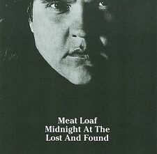Midnight at the Lost and Found by Meat Loaf (CD, Sep-1991, Epic)