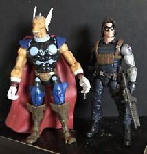 Marvel Legends Loose Lot Beta Ray Bill Bucky Winter Soldier Avengers