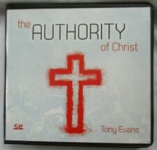 "TONY EVANS ""THE AUTHORITY OF CHRIST"" - 8-CD-SET"