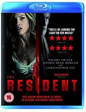 The Resident [Blu-ray] [DVD][Region 2]