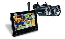 Cobra 63842 Wireless Security Camera System