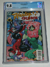 Harley Quinn #3  2001  CGC 9.8 First Gotham City Sirens Cover Appearance HTF