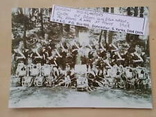 MILITARY PHOTOGRAPH - GORDON HIGHLANDERS - CORPS OF DRUMS c1903 - m1132