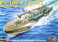 Revell Monogram 1:72 PT-109 PT Boat Model Kit