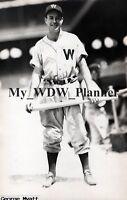 Vintage Photo 93 - Washington Senators - George Myatt