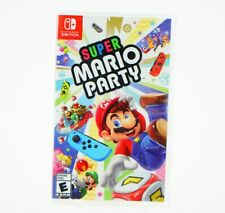 Super Mario Party: Nintendo Switch [Factory Refurbished]