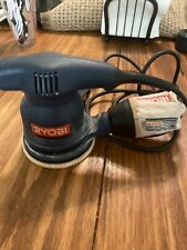 Ryobi Plug In Sander With No Pad