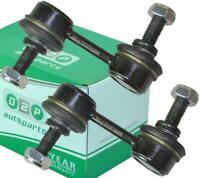 2x FRONT STABILISER ANTI ROLL BAR DROP LINKS FOR SUBARU FORESTER LEGACY OUTBACK