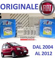 KIT TAGLIANDO + OLIO SELENIA + CANDELE FIAT PANDA 1.2 GPL NATURAL POWER METANO