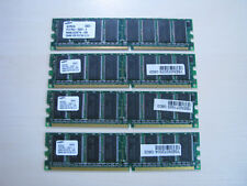 Samsung DDR1 1GB (4 X 256MB) PC2700 333MHz 184pin Memory TEST OK!