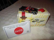 Coca - Cola 1955 Ford Thundrbird model DYG08/B-M Matchbox