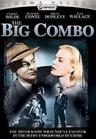 The Big Combo (DVD, 2005, Cinema Deluxe Series) Thin Case, New