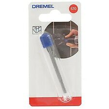 Dremel 570 Tile Grout Removal Bit 3.2mm for use with the 568 attachment