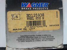 5 ~  BD125938 Wagner  Wheel Lug Stud Front,Rear