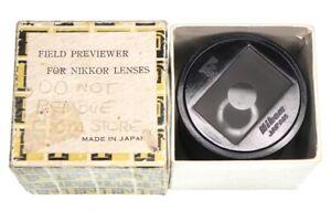 Nikon F Field Previewer  #Box 1 .......... Very Rare !! ......... Minty
