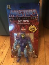 New 2020 Masters of the Universe Origins Skeletor Battle Figure Walmart MOTU