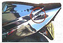 Honda Blackbird CBR1100XX 97-07 Grab Rail Insets