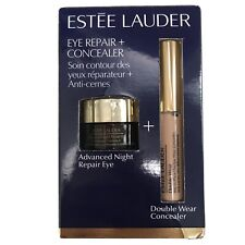 Estee Lauder Advanced Night Repair Eye + Double Wear Concealer Travel Size Set