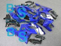 Blue Glossy Fairing Bodywork Fit Yamaha YZF600R 02 03 04 05 06 1997-2007 052 A4