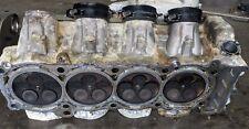 Yamaha VX110 VX 110 deluxe cruiser cylinder head heads cylinder block 84 hrs