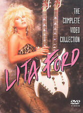 LITA FORD - THE COMPLETE VIDEO COLLECTION USED - VERY GOOD DVD