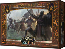 A Song of Ice and Fire Miniature Game Bolton Cutthroats NIB