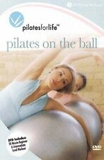 Pilates For Life - Pilates On The Ball (DVD, 2006)