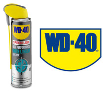 New Spray Wd40 High Performance White Lithium Grease 250Ml Lubricant Door Hinges