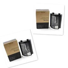 2PCS EN-EL4A Battery For Nikon D2 D2H D2Hs D2x D2xs D3 D3S D3X F6 MH-22 2500mah