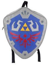 Anime Legend of Zelda Link's Shield 3D Backpack Knapsack Rucksack Bag Otaku