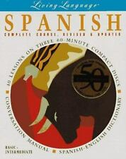 Living Spanish, Revised (cd/book) (Living Language) by Stern, Irwin
