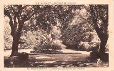 MONTAUBAN - L'intérieur du Jardin des Plantes
