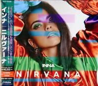 INNA-NIRVANA-JAPAN CD BONUS TRACK E25