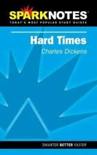 Spark Notes Hard Times Dickens, Charles, SparkNotes Editors Paperback Used - Go