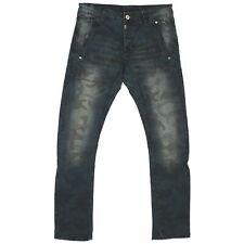 TIMEZONE Herren Jeans Hose OSKAR TZ 3D Comfort Slim blue camouflage blau 20513