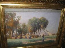 WIRTH Franz Joseph, *XIX.Jhd. Ägypten - Oase am Nil