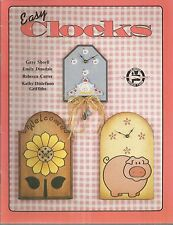 easy clocks instructions tole painting provo craft new