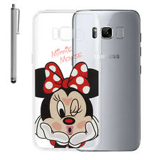 carcasas samsung s9 plus minnie