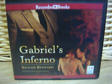 GABRIEL'S INFERNO by Sylvain Reynard 2010 Unabridged 16 CD