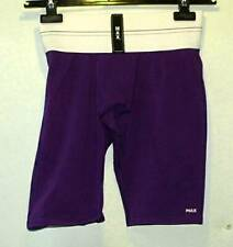 MAX  old school purple wide band  compression  shorts support  small 618